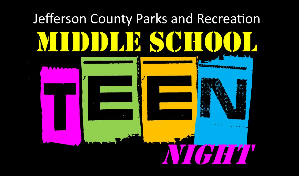 Teen Night Banner
