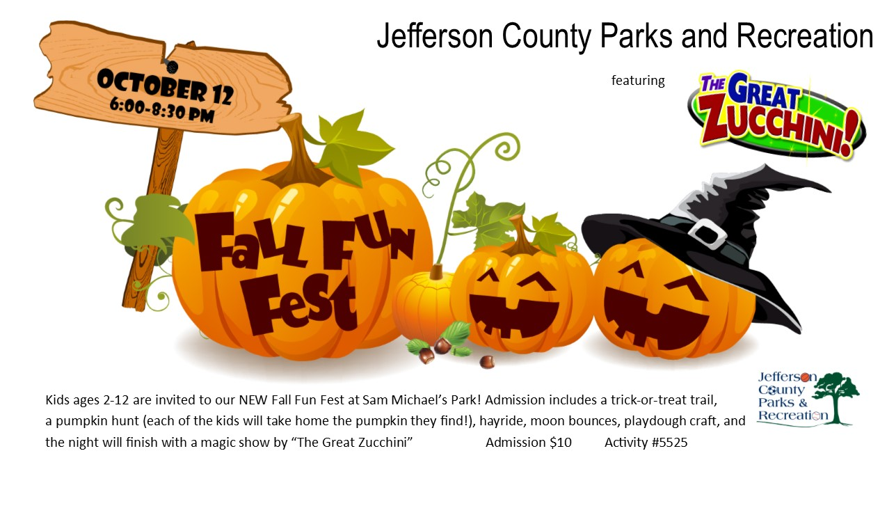 Fall Fun Fest FB Banner