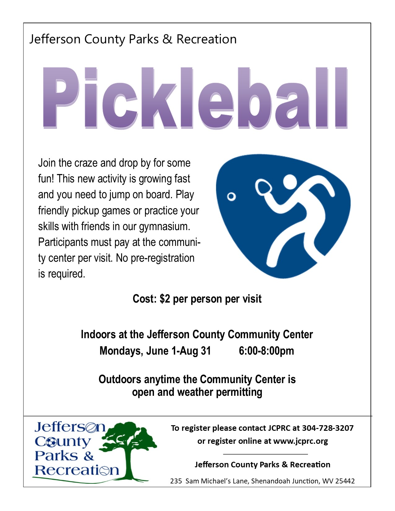 Pickleball Summer2019