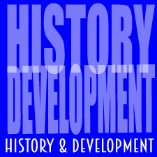 History & Development Button