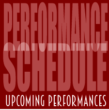 Performance Schedule
