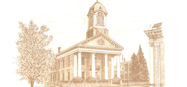 Courthouse - drawing